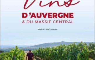 Parution : Vins d'Auvergne & du Massif Central / Didier Desert